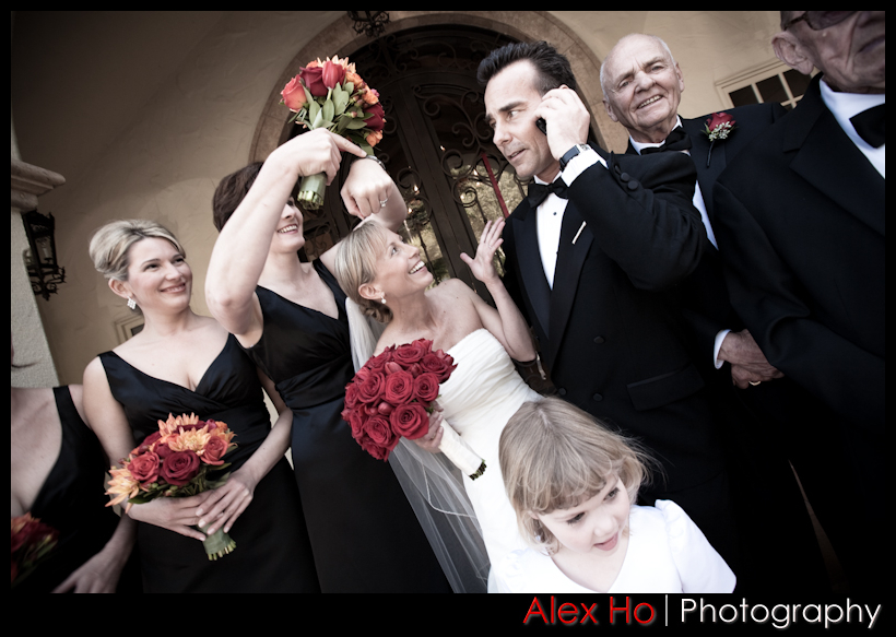 wedding orinda country club phone call groom