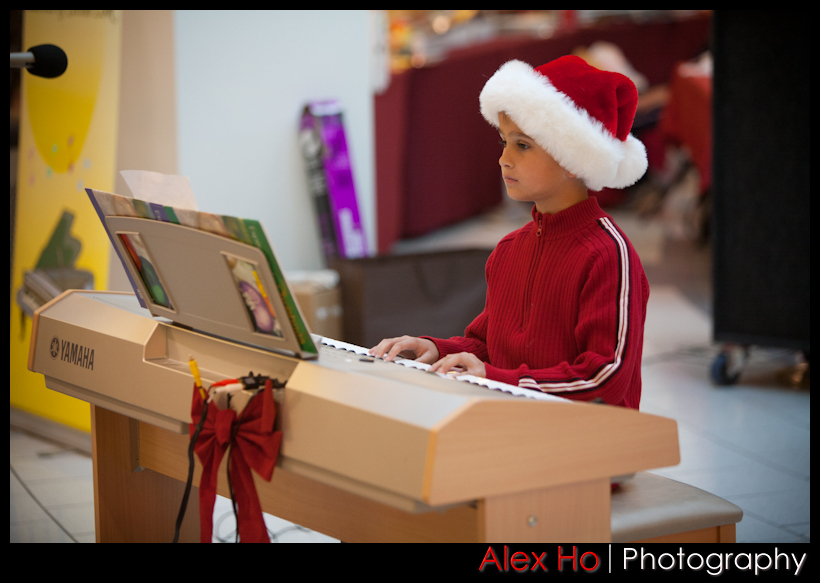 piano recital tanforan mall Christmas Piano Recital