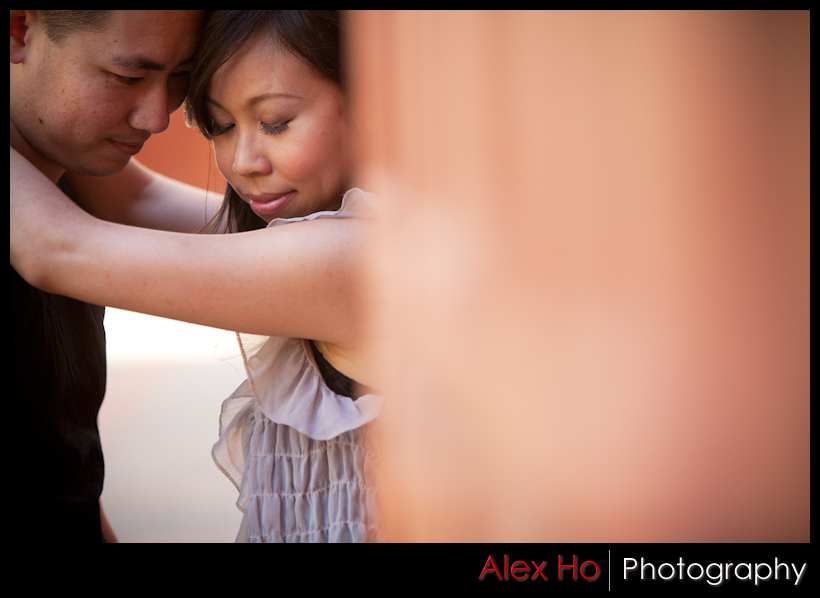 pimentel building cal berkeley engagement session