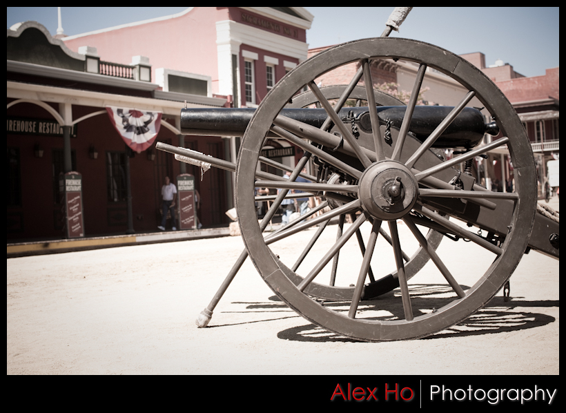 canon Sacramento Gold Rush Days