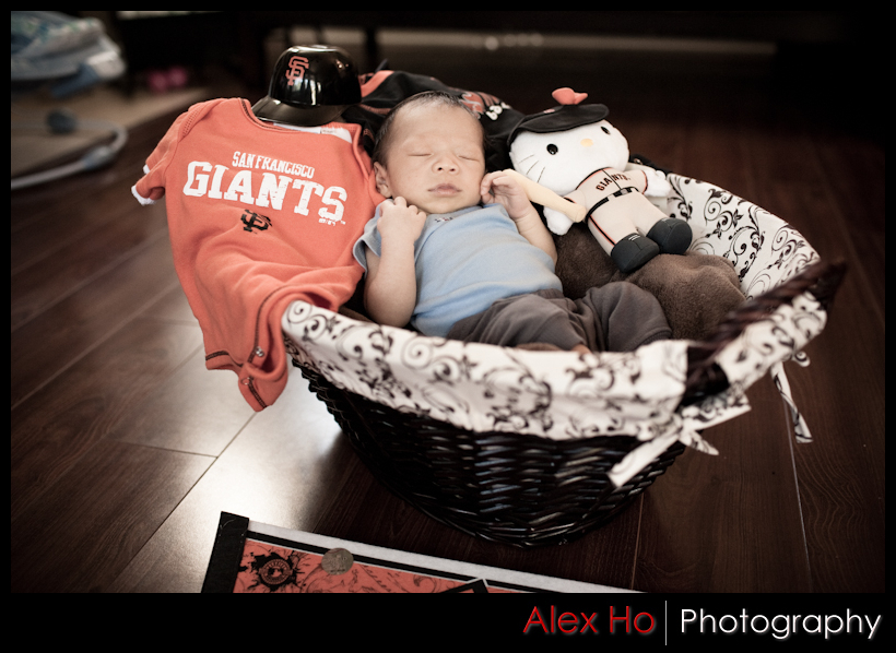 sf giants basket