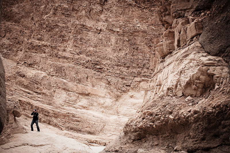 mosaic canyon deathvalley