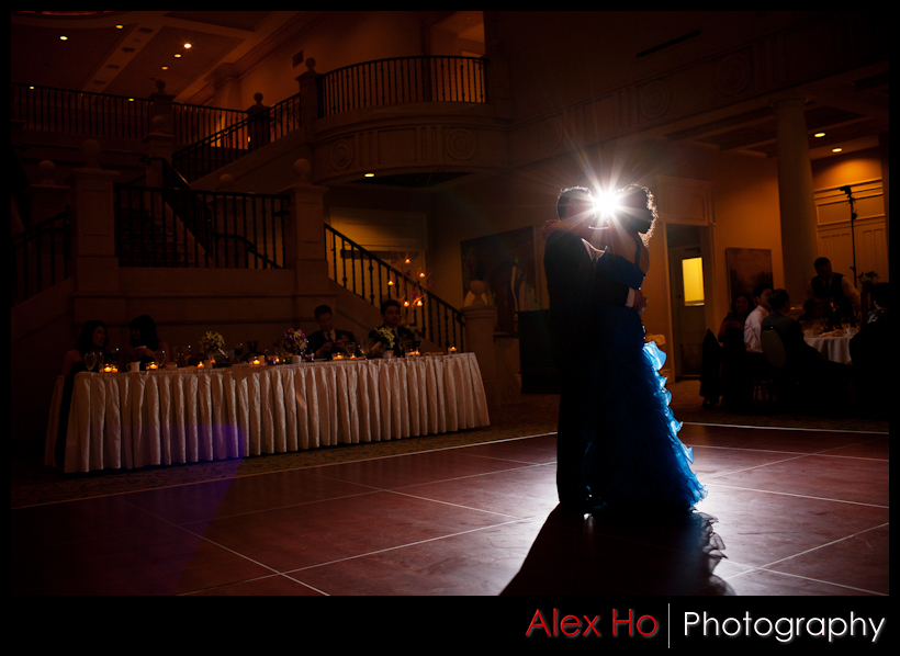 first dance Ruby Hill Golf Club
