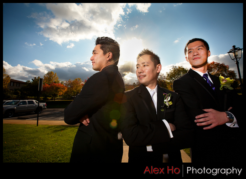 groomsmen Ruby Hill Golf Club