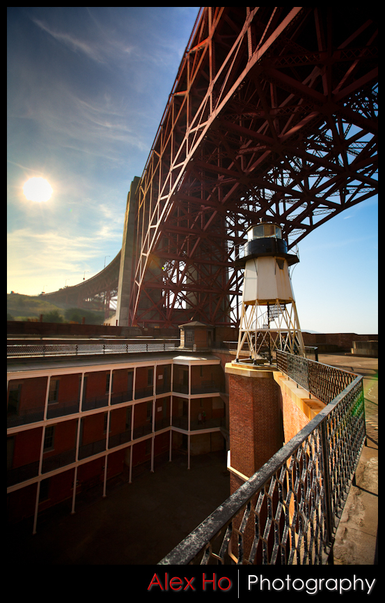 fort point tower