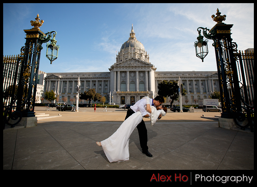 san francisco city hall wedding building