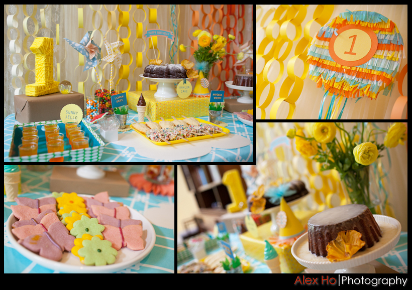 sweets party table setup san francisco bay area designer