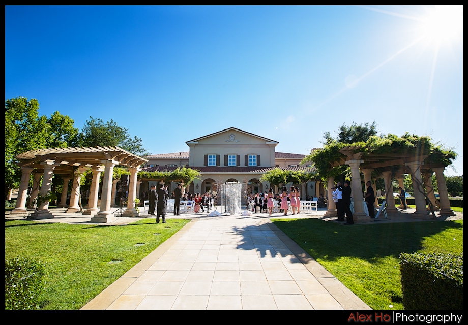 ruby hill golf club wedding reception ceremony