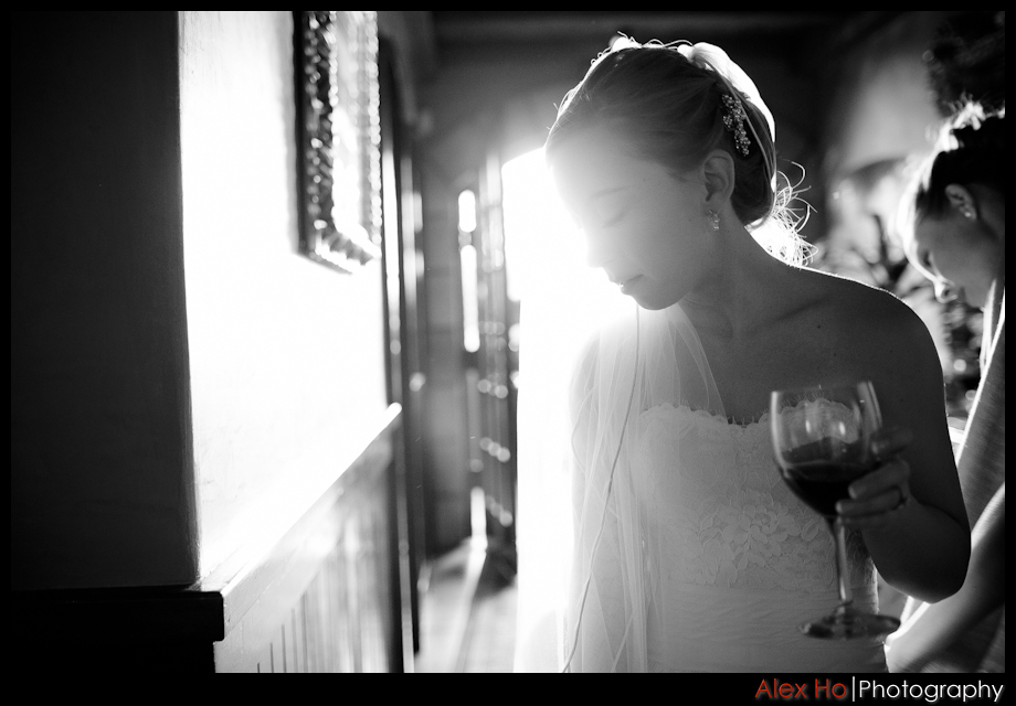 bride saint helena napa sonoma winery wedding