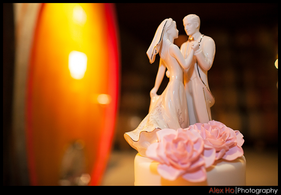 porcelain wedding cake topper