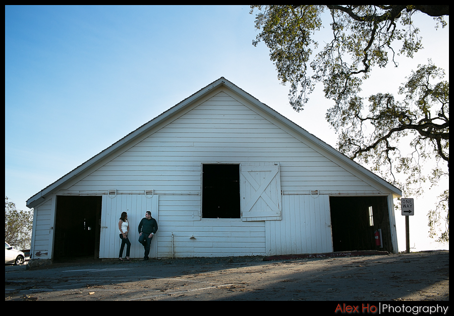 barnhouse Henry Coe State Park Engagement Session