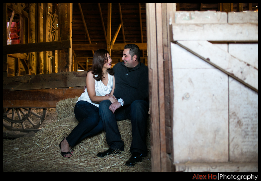 haystack Henry Coe State Park Engagement Session