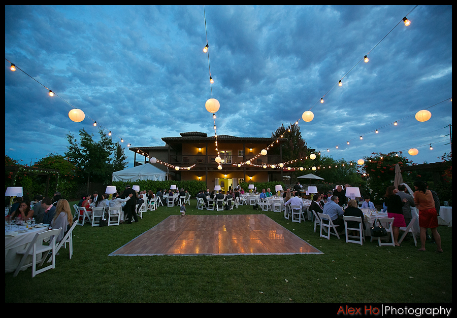sonoma lodge wedding
