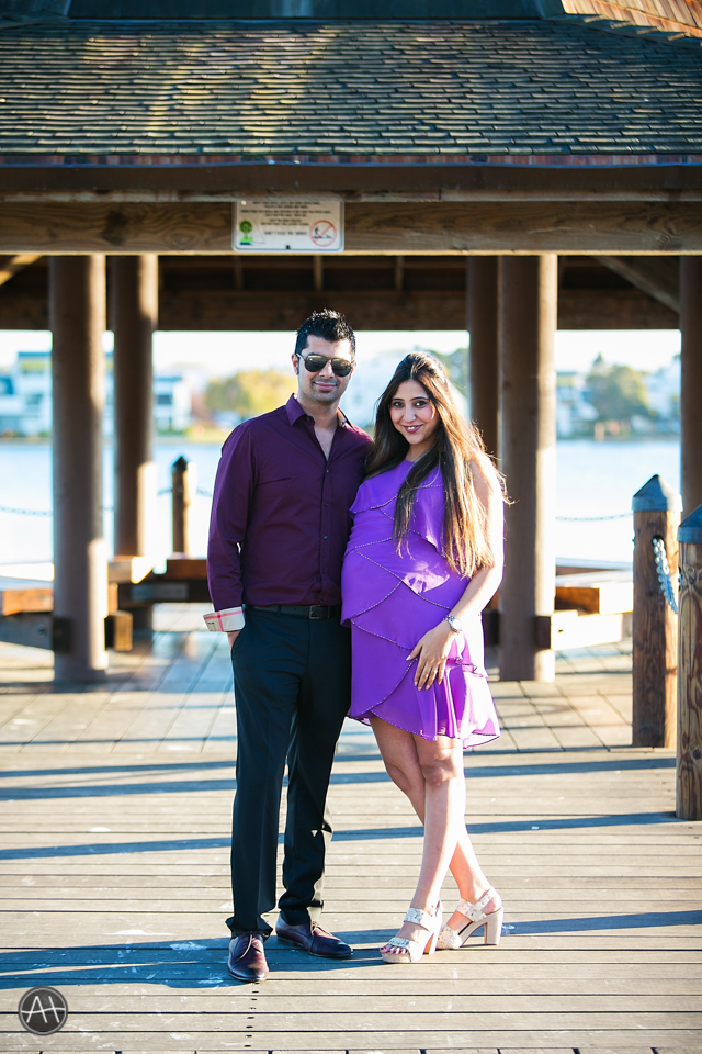 foster city ryan park maternity shoot