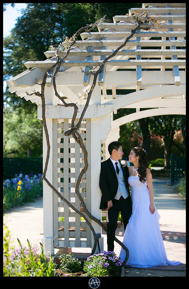 palo alto bride groom
