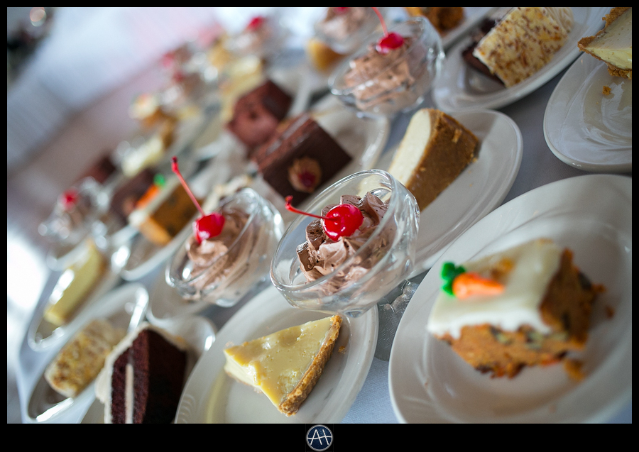 wedding dessert sweets