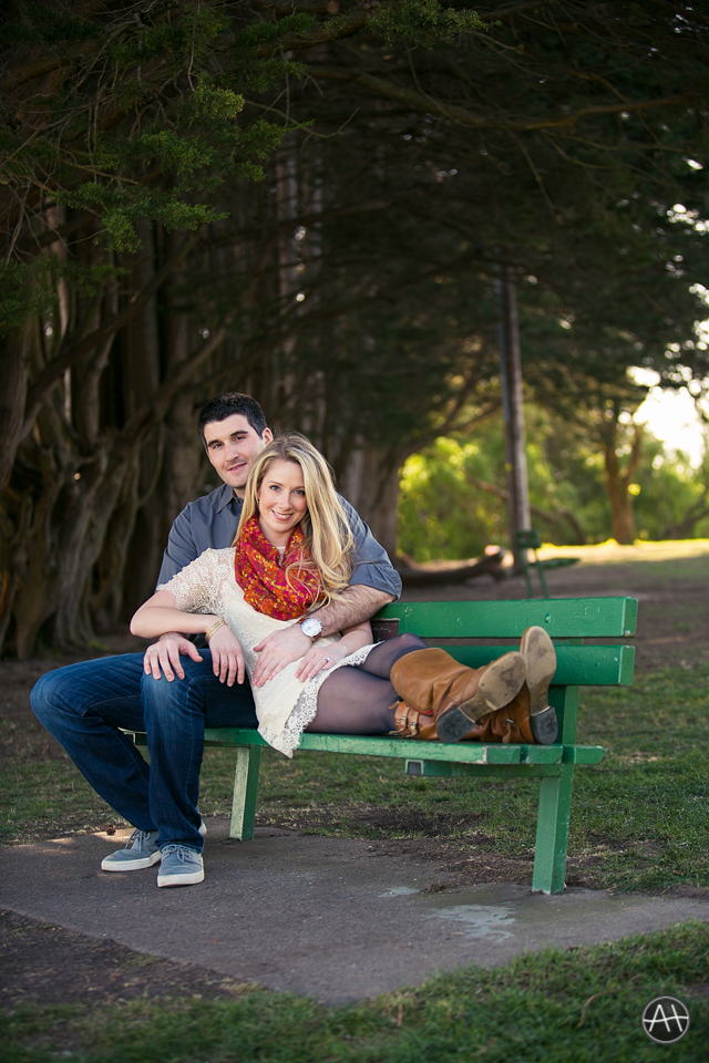 alta plaza park san francisco engagement session
