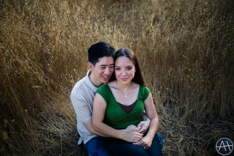 rancho san antonio engagement photos
