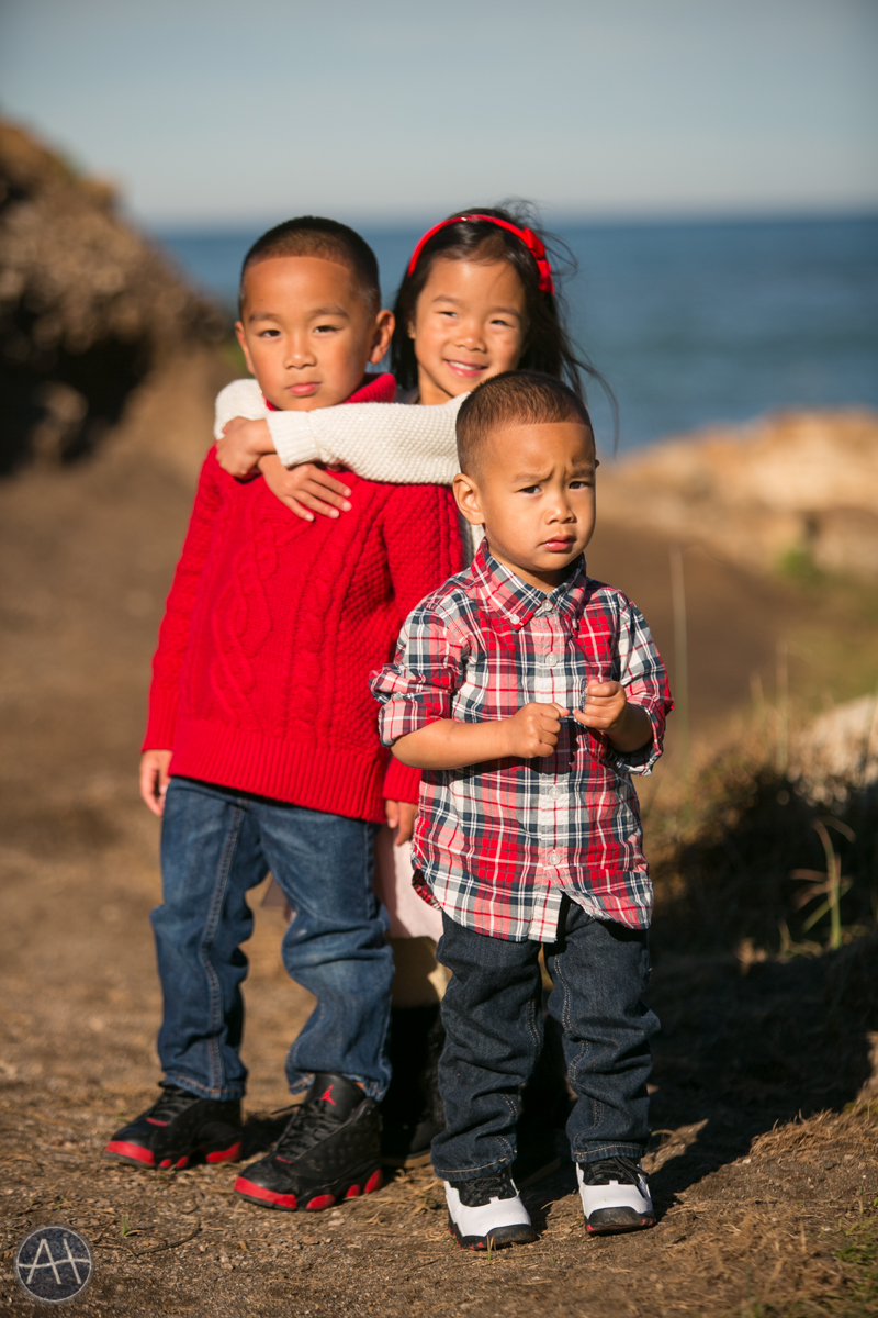 pacifica family kids photo