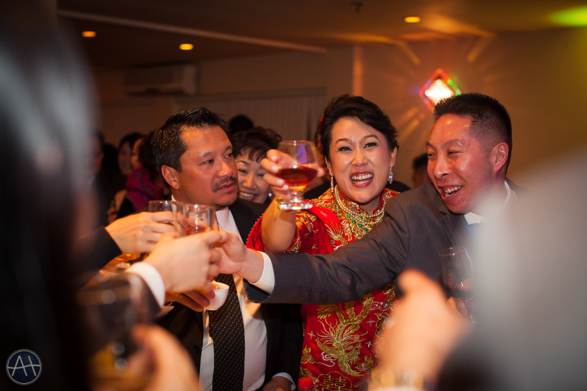 zen peninsula burlingame wedding banquet toasts