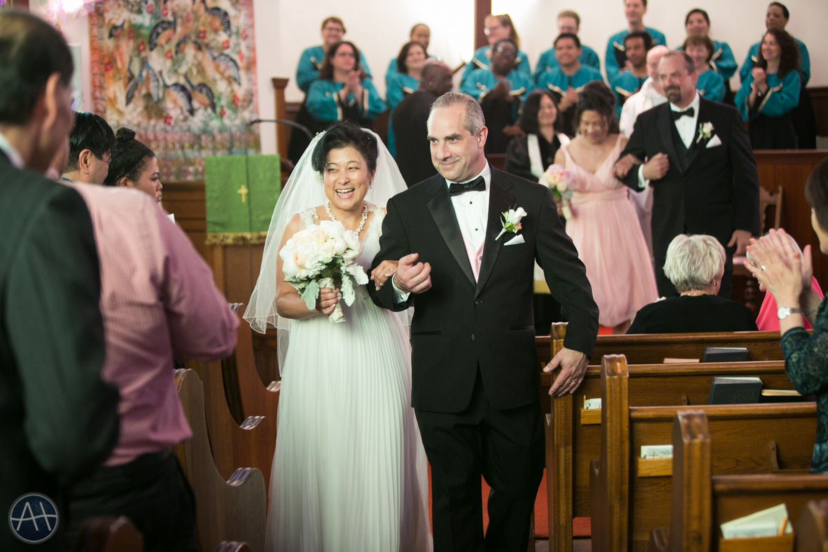 first united methodist church wedding ceremony